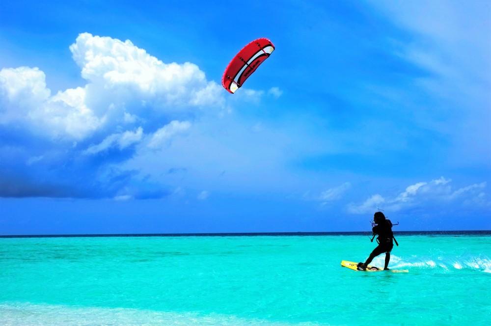 Yucatan Sun and Beach