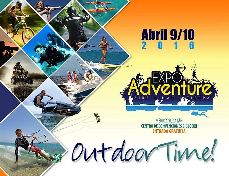 Yucatan Expo Adventure 2016